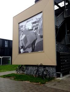 Kunst op gebouwen